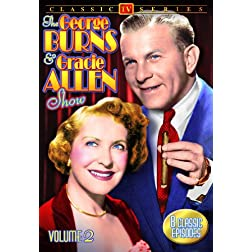 Burns, George & Gracie Allen Show, Volume 2