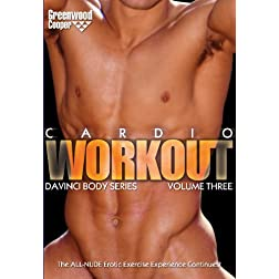 Da Vinci Body Series: Volume 3: Cardio Workout