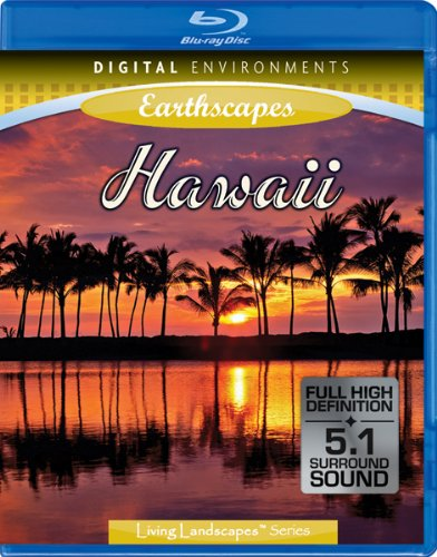 Living Landscapes: Hawaii [Blu-ray]