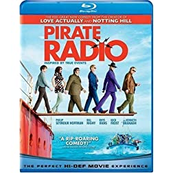 Pirate Radio [Blu-ray]