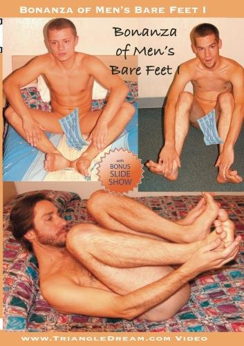 Bonanza of Men's Bare Feet I