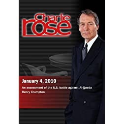 Charlie Rose - U.S. battle against Al-Qaeda / Henry Crumpton(January 4, 2010)