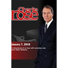 Charlie Rose - Robin Williams (January 7, 2010)