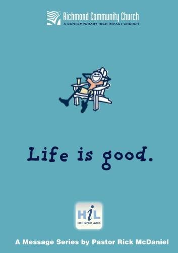 Life Is Good (5 DVD set)