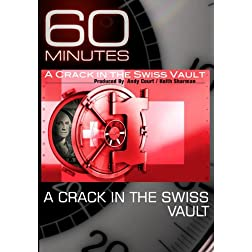 60 Minutes - A Crack in the Swiss Vault (January 3, 2010)