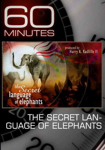 60 Minutes - The Secret Language of Elephants (January 3, 2010)