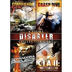 Disaster Collector's Set V.3