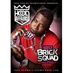 Hood Affairs: Gucci Mane - 1017 Brick Squad aka Trap-A-Holic 3