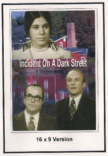 Incident On A Dark Street 16x9 Widescreen TV.