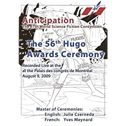 Anticipation Hugo Awards Ceremony
