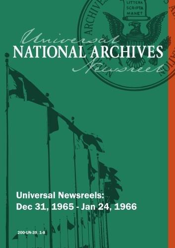 Universal Newsreel Vol. 39 Release 1-8 (1966)