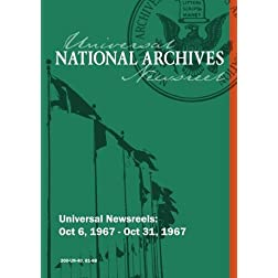 Universal Newsreel Vol. 40 Release 81-88 (1967)