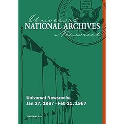Universal Newsreel Vol. 40 Release 9-16 (1967)