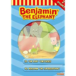 Benjamin The Elephant Episode 39 & 40