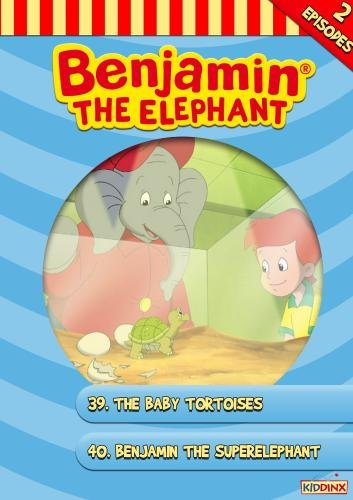 Benjamin The Elephant Episode 39 & 40