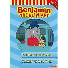 Benjamin The Elephant Episode 43 & 44