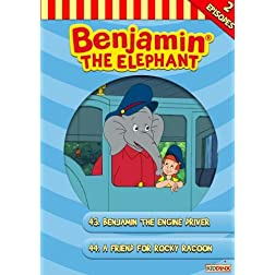 Benjamin The Elephant Episode 43 & 44