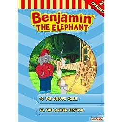 Benjamin The Elephant Episode 47 & 48