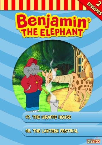 Benjamin The Elephant Episode 47 & 48