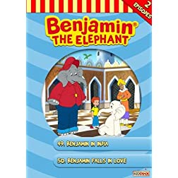 Benjamin The Elephant Episode 49 & 50