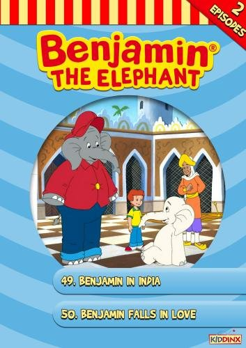 Benjamin The Elephant Episode 49 & 50