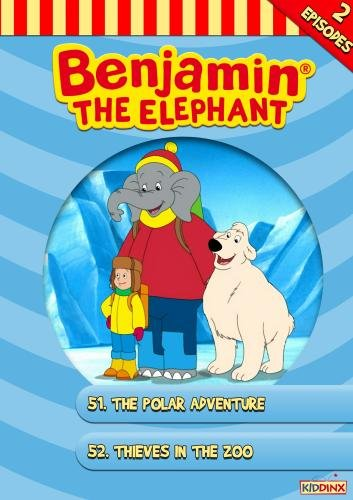 Benjamin The Elephant Episode 51 & 52