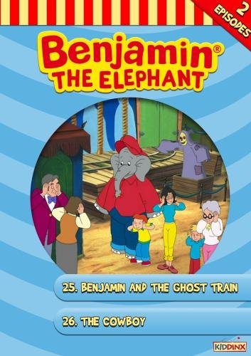 Benjamin The Elephant Episode 25 & 26
