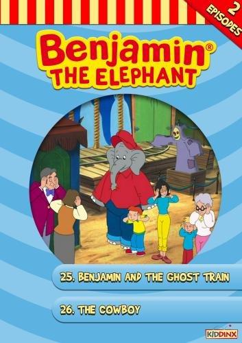 Benjamin The Elephant Episode 25 & 26