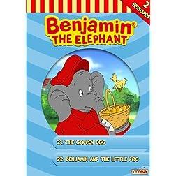 Benjamin The Elephant Episode 21 & 22