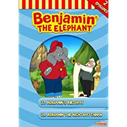 Benjamin The Elephant Episode 27 & 28