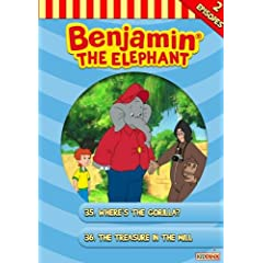 Benjamin The Elephant Episode 35 & 36