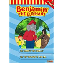 Benjamin The Elephant Episode 35 & 36