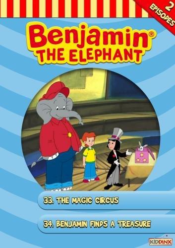 Benjamin The Elephant Episode 33 & 34