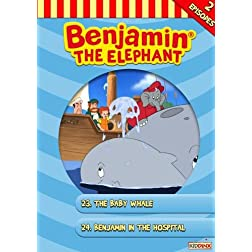Benjamin The Elephant Episode 23 & 24