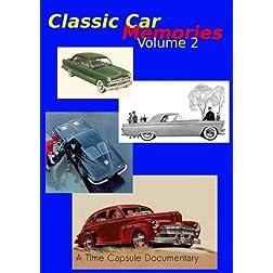 Classic Car Memories: Volume 2