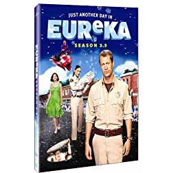 Eureka: Season 3.5