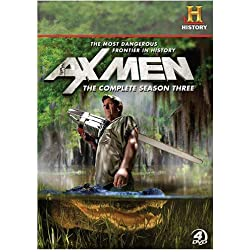 Ax Men: The Complete Season Three