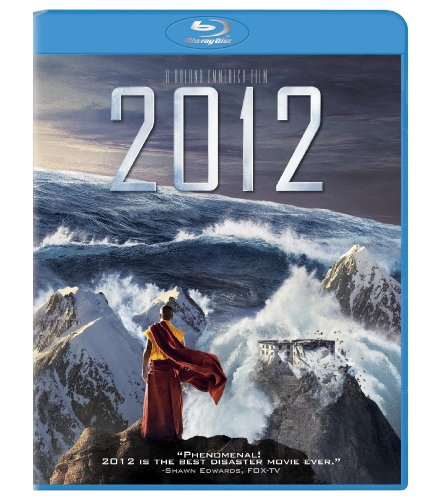 2012 (Single Disc Version)  [Blu-ray]