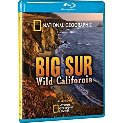 National Geographic: Big Sur-Wild California [Blu-ray]