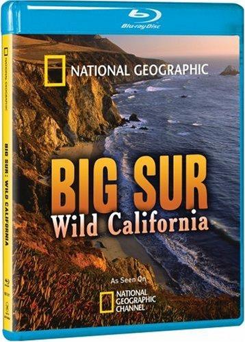 National Geographic: Big Sur-Wild California [Blu-ray]