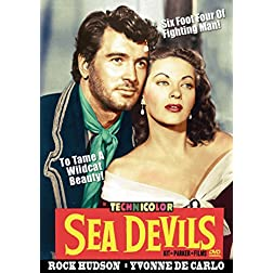 Sea Devils (Rmst Rstr Amar)