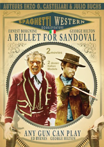 Spaghetti Western Double Feature Vol 2: Bullet for Sandoval / Any Gun