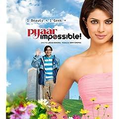 Pyaar Impossible (New Hindi Film / Bollywood Movie DVD)