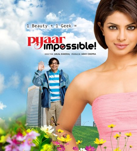 Pyaar Impossible (New Hindi Film / Bollywood Movie DVD)