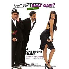 Raat Gayi, Baat Gayi? (New Hindi Comedy Film / Bollywwod Film)