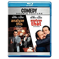 Analyze This/Analyze That (Comedy Double Feature) [Blu-ray]