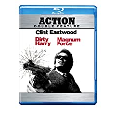 Dirty Harry/Magnum Force (Action Double Feature) [Blu-ray]