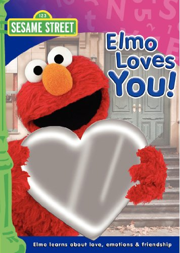Sesame S-Elmo Loves You