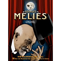 Melies Encore: 26 Additional Rare and Original Films by the First Wizard of Cinema (1896-1911)