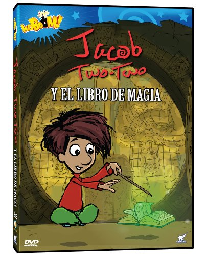Jacob Two-Two: Y El Libro De Magia